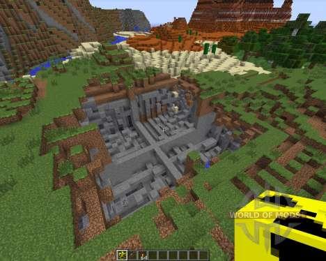 Nuclear Bomb für Minecraft