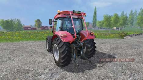 Case IH Puma CVX 160 Wood für Farming Simulator 2015