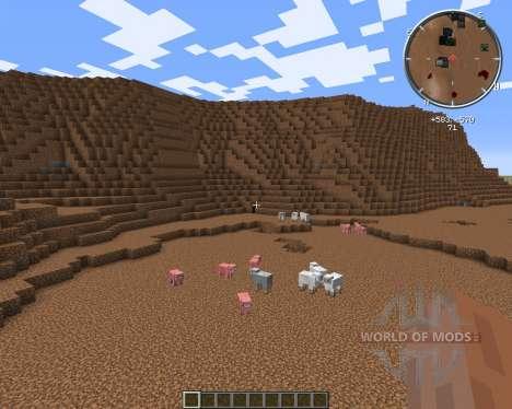 Dead Mess pour Minecraft