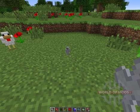 Clay Soldiers für Minecraft