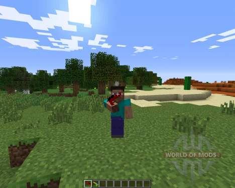 Water Gun pour Minecraft