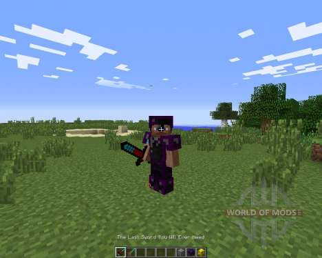The Last Sword You Will Ever Need für Minecraft