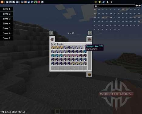 Archmagus pour Minecraft