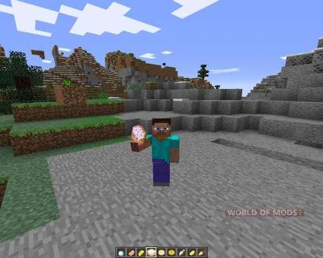 ShinyFood für Minecraft