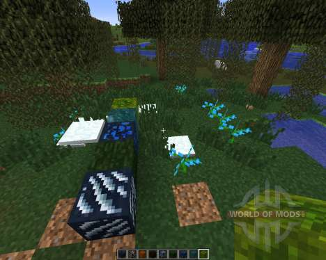 Elemental Caves pour Minecraft