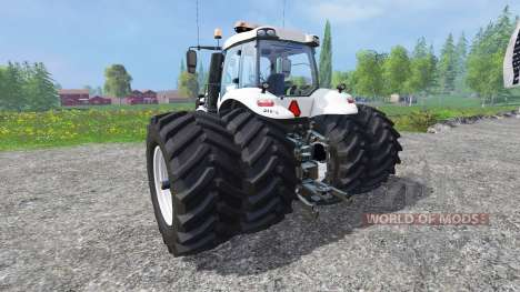 New Holland T8.320 600EVOX v1.12 pour Farming Simulator 2015