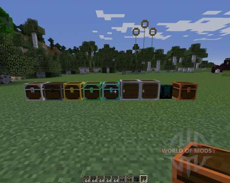 Better Storage für Minecraft