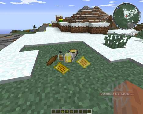Mexican pour Minecraft