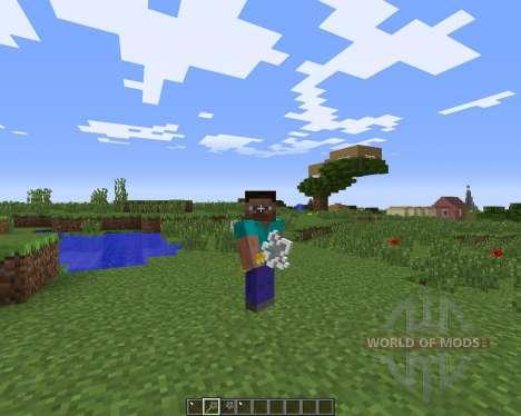 Extra Utilities pour Minecraft