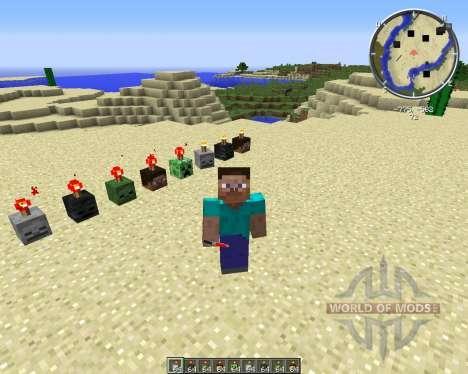MC SkullCandles pour Minecraft
