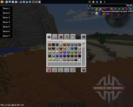 MultiWool pour Minecraft