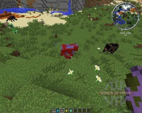 Elemental Cows für Minecraft