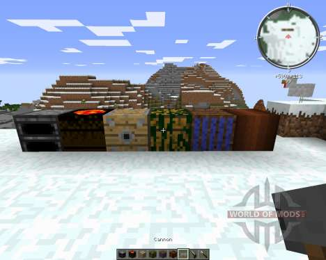 Pirates pour Minecraft