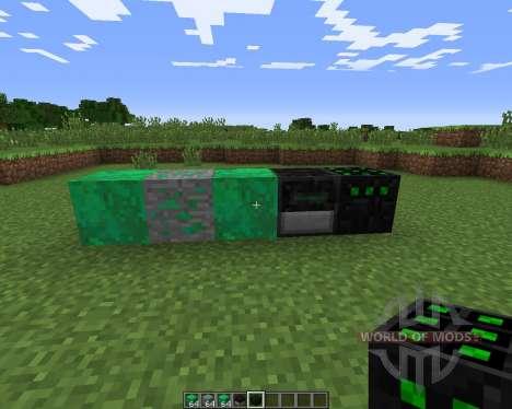 Uranium pour Minecraft