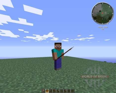 Lance für Minecraft