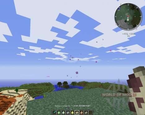 Ore Endermen pour Minecraft