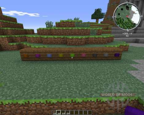 Extra Buttons pour Minecraft