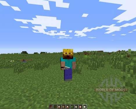Mob Masks pour Minecraft