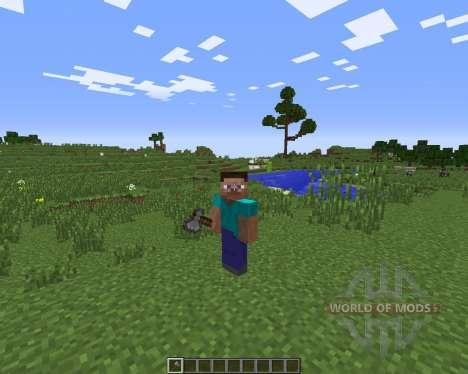 Tomahawk pour Minecraft