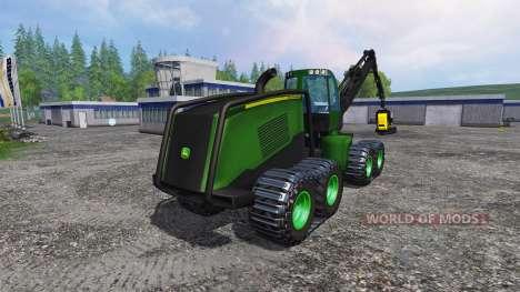 John Deere 1270E pour Farming Simulator 2015