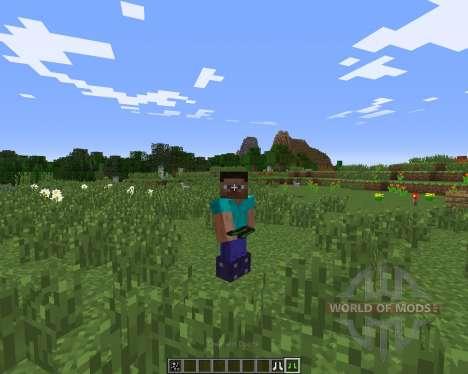 Mo Boots für Minecraft