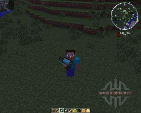 ExtraFunctions für Minecraft