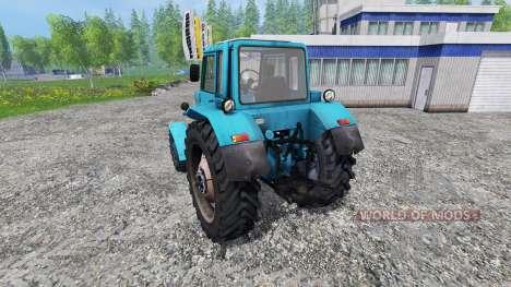 MTZ 82 v3.1 pour Farming Simulator 2015