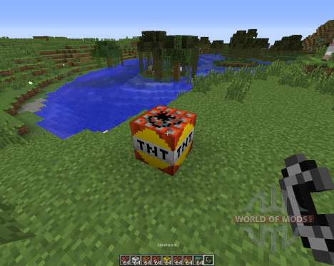 Explosives Plus Plus für Minecraft