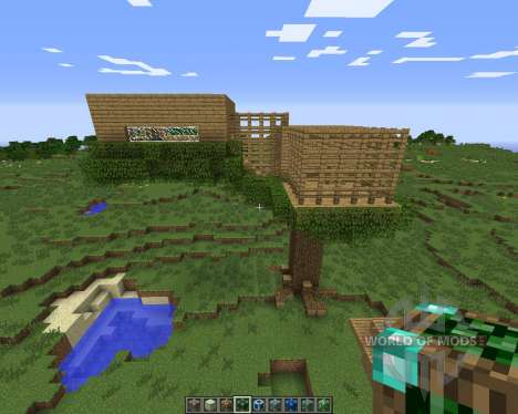 Insta House pour Minecraft