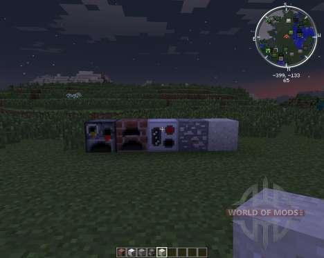 MasterChef pour Minecraft