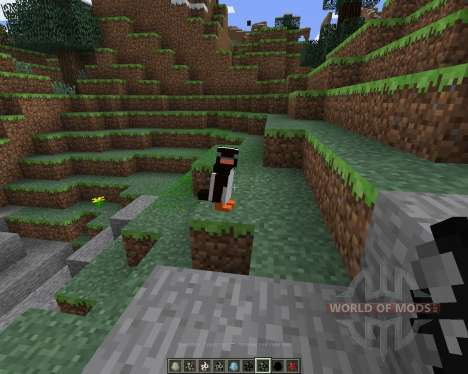 Rancraft Penguins pour Minecraft