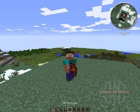 Ztones pour Minecraft