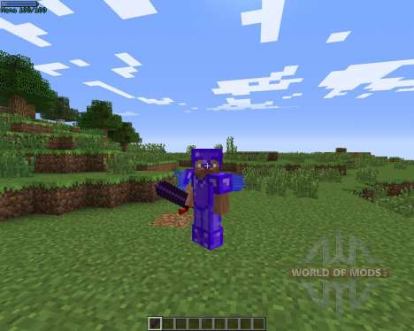 BOTA The Night of the Deads pour Minecraft