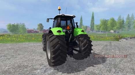 Deutz-Fahr Agrotron X 720 v3.0 für Farming Simulator 2015