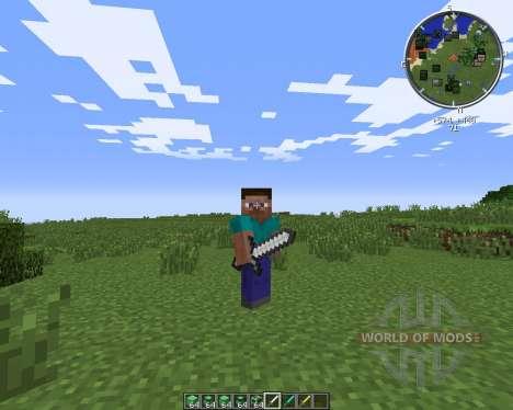 Better Sugar Cane für Minecraft