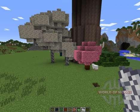 Natura pour Minecraft