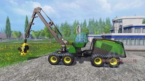 John Deere 1270E v3.0 für Farming Simulator 2015