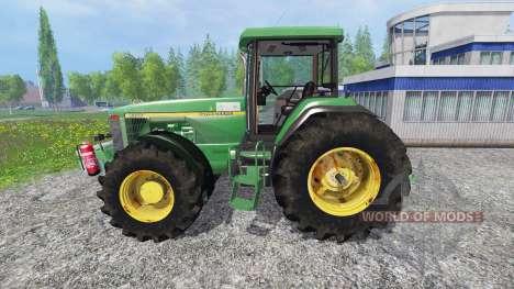 John Deere 8300 pour Farming Simulator 2015