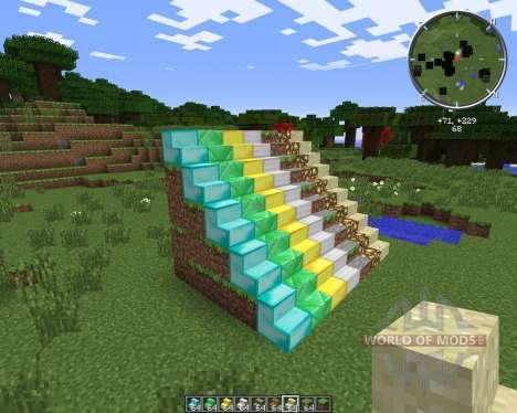 StairsPlusPlus für Minecraft