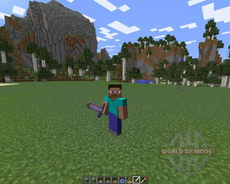 Magical Experience pour Minecraft