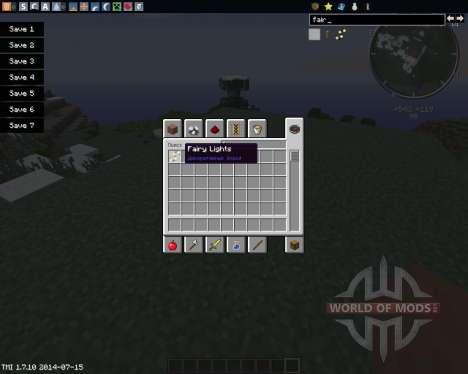 Fairy Lights für Minecraft