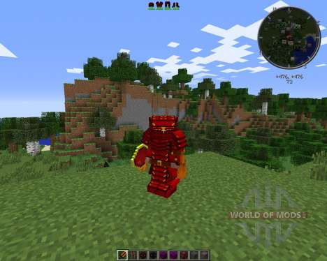 Blood Magic pour Minecraft