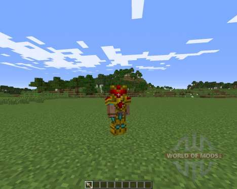 Atum: Journey into the Sands für Minecraft