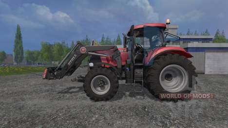 Case IH Puma CVX 160 FL [Ploughing Spec] für Farming Simulator 2015