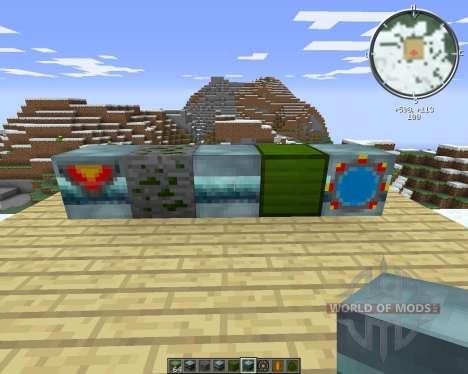 Gregs SG Craft pour Minecraft