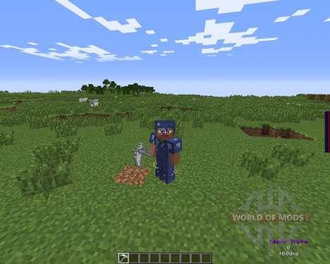 Gods Sacred Items für Minecraft