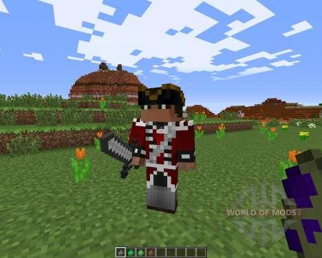 American Revolution für Minecraft