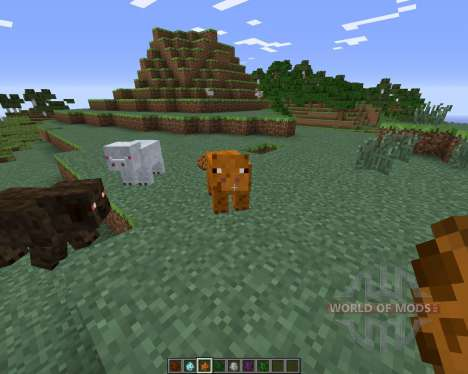 Mo Pigs pour Minecraft