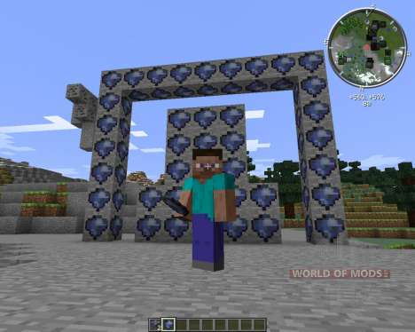 Mistcraft für Minecraft