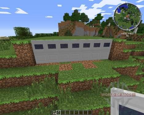 Malisis Doors für Minecraft